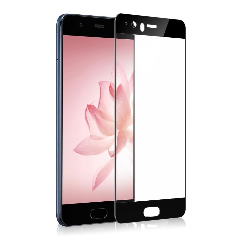 Image of Huawei P10 Plus DEVIA PanserPro Hærdet Glas Skærmbeskyttelse (full-size) - Sort