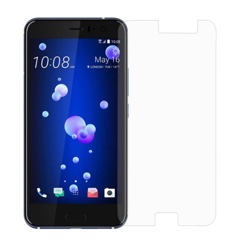 Image of   HTC U11 PanserPro Hærdet Glas Skærmbeskyttelse (afgrænset)