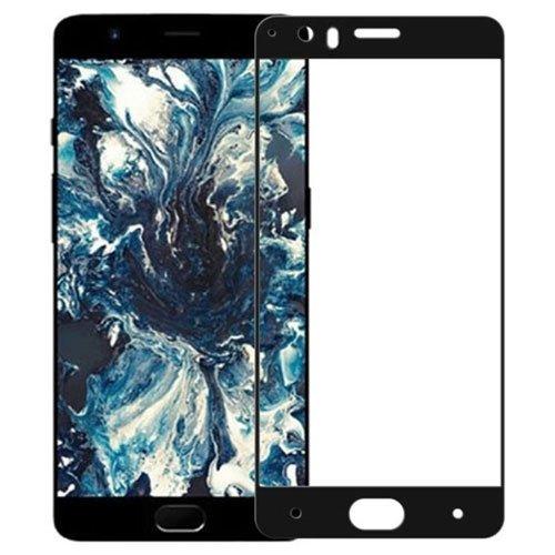 OnePlus 5 MOCOLO Hærdet Glas Skærmbeskyttelse (full-size) - Sort