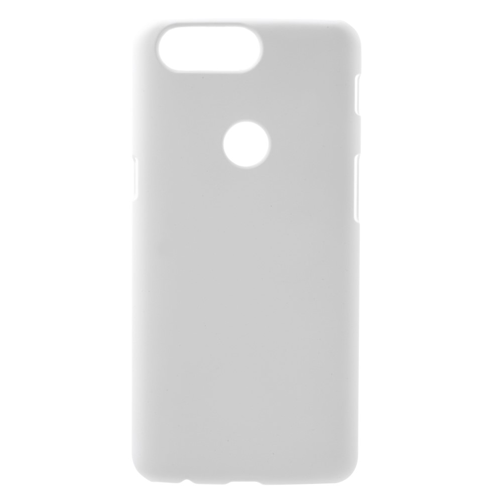 OnePlus 5T inCover Plastik Cover - Hvid