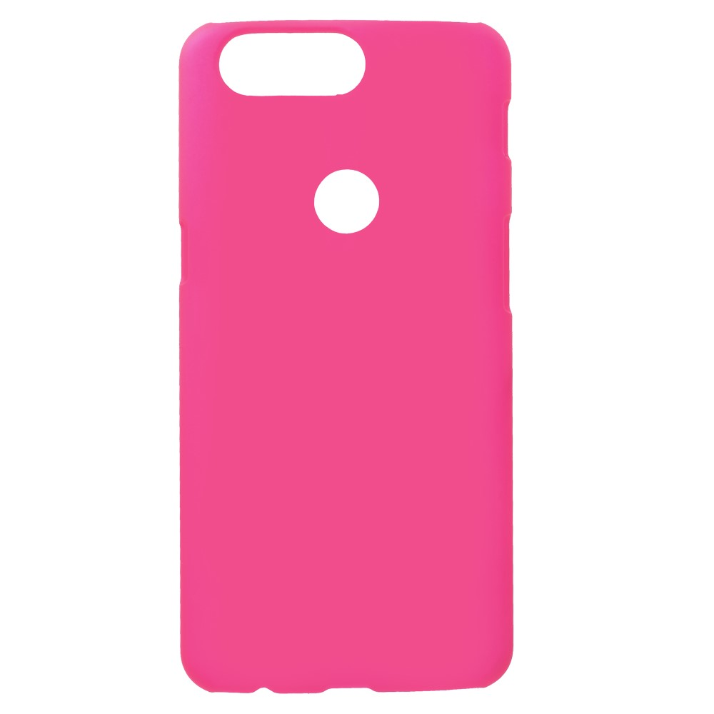 OnePlus 5T inCover Plastik Cover - Pink