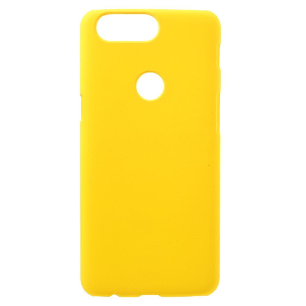 OnePlus 5T inCover Plastik Cover - Gul