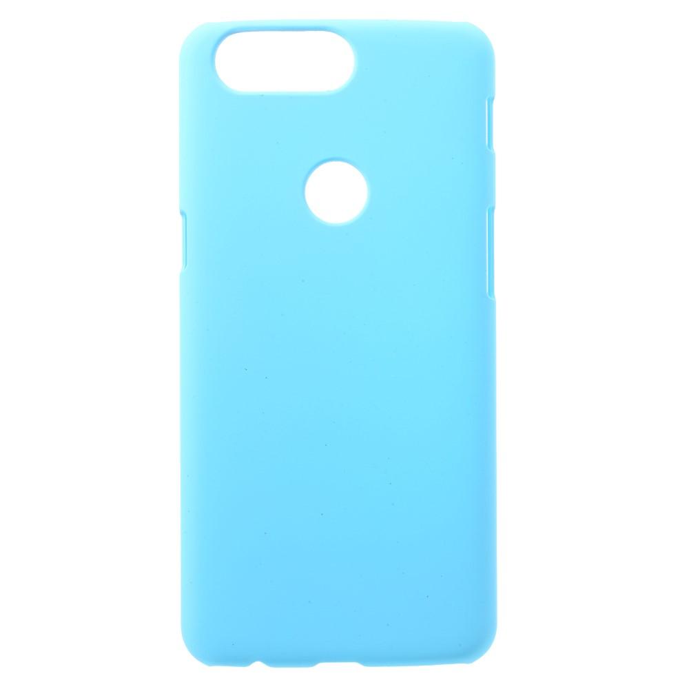 OnePlus 5T inCover Plastik Cover - Lys Blå
