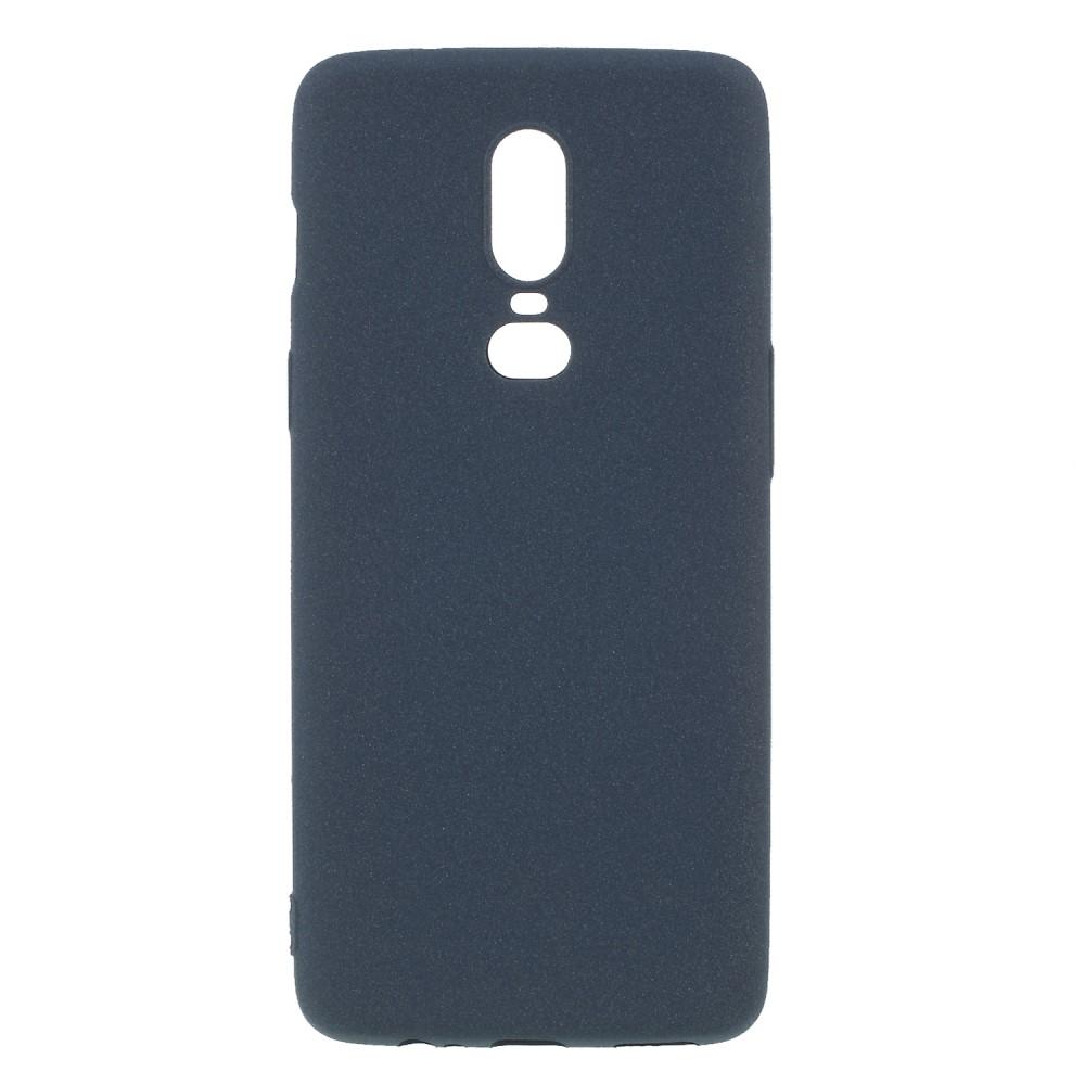 OnePlus 6 TPU Cover - Mørkeblå