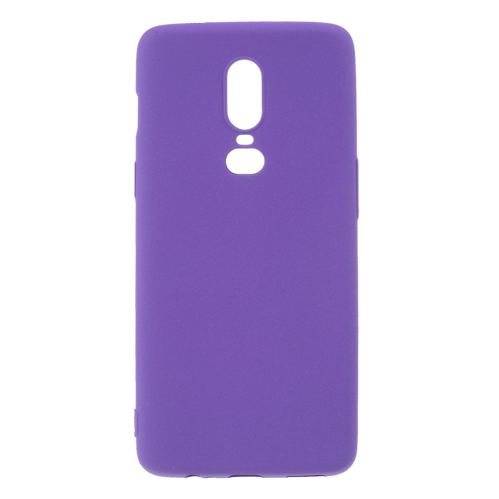 OnePlus 6 TPU Cover - Lilla