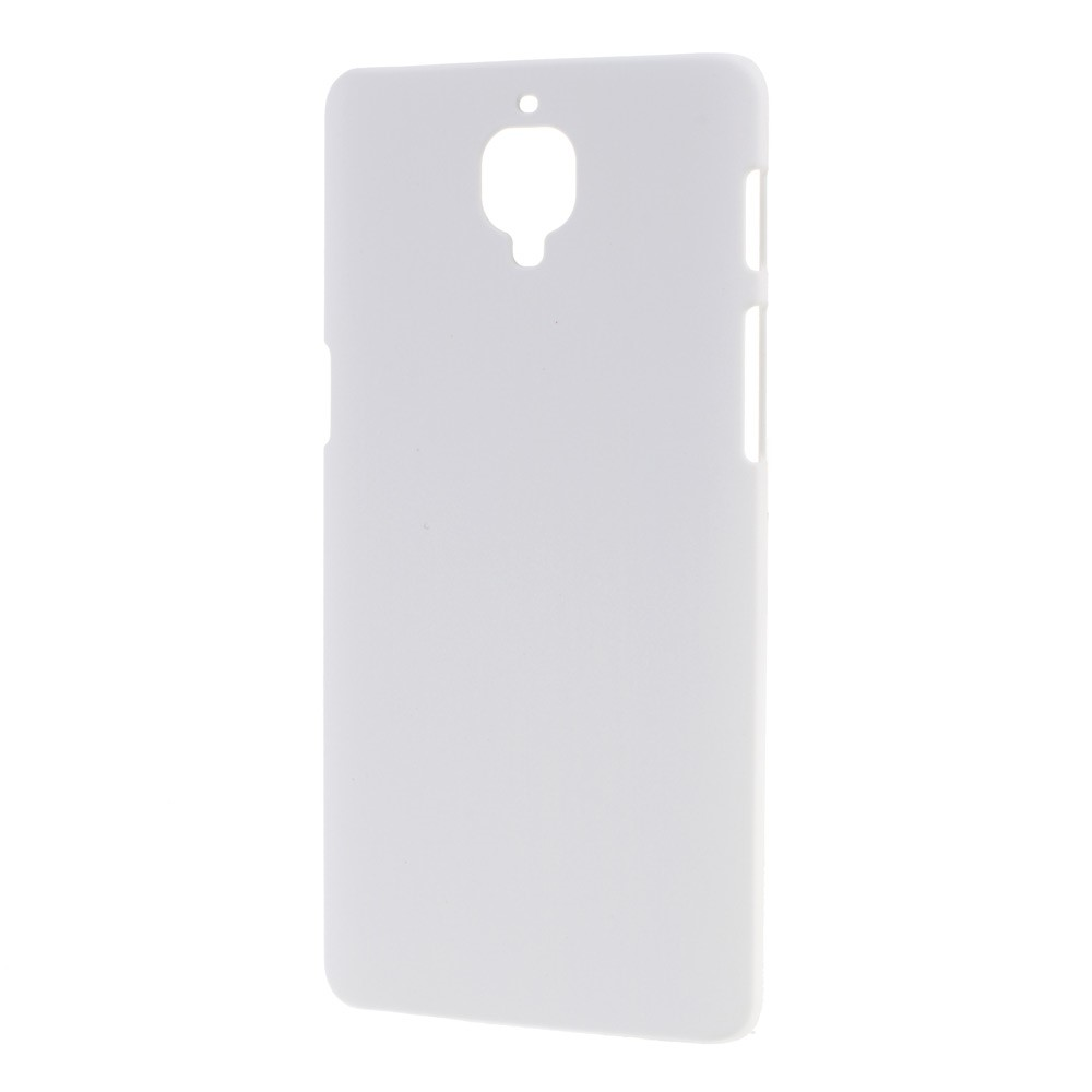 OnePlus 3/3T InCover Plastik Cover - Hvid