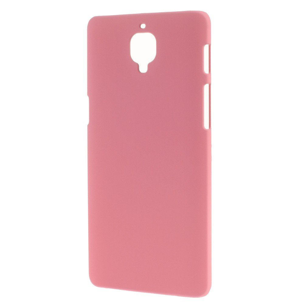OnePlus 3/3T InCover Plastik Cover - Pink