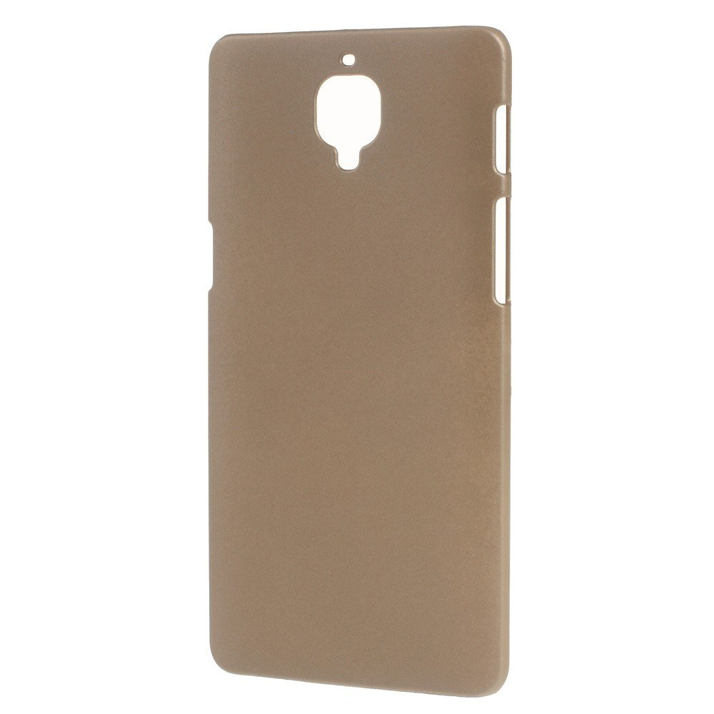 OnePlus 3/3T InCover Plastik Cover - Guld