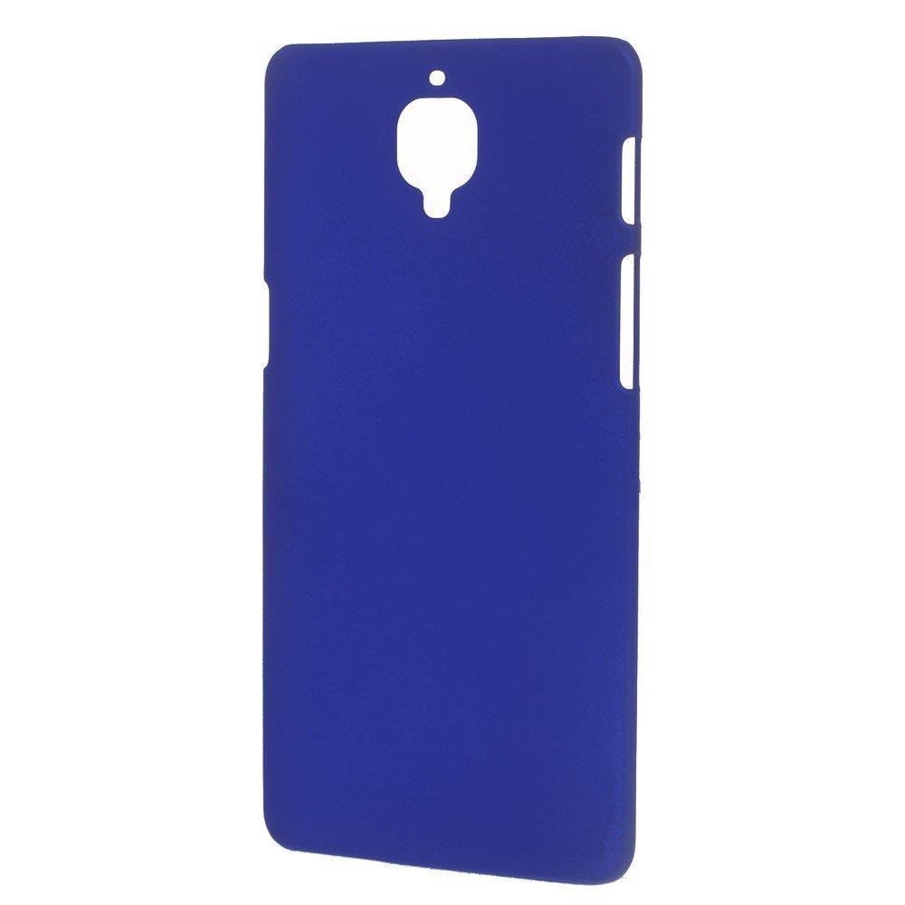 OnePlus 3/3T InCover Plastik Cover - Mørk blå