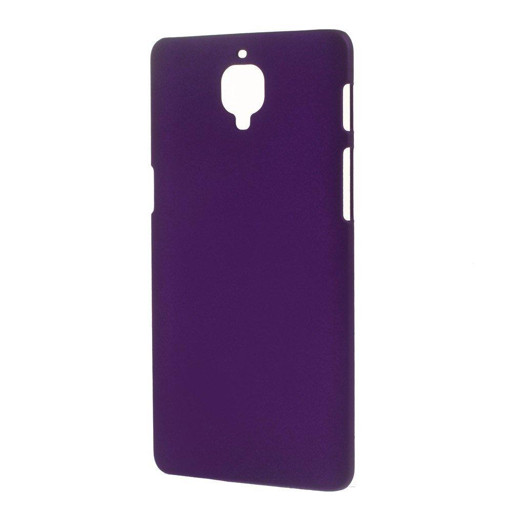 OnePlus 3/3T InCover Plastik Cover - Lilla
