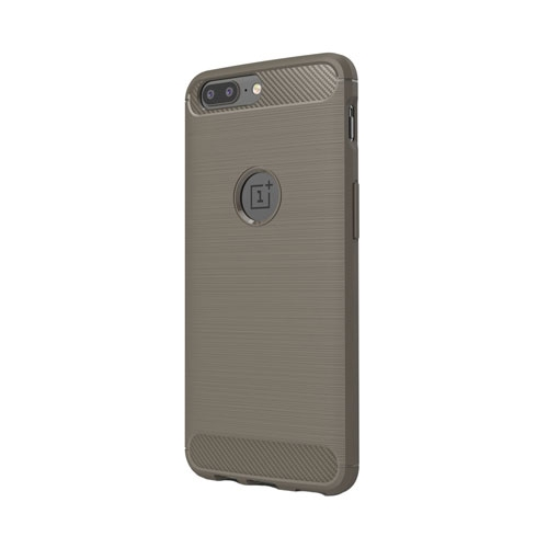 OnePlus 5 InCover TPU Cover - Grå