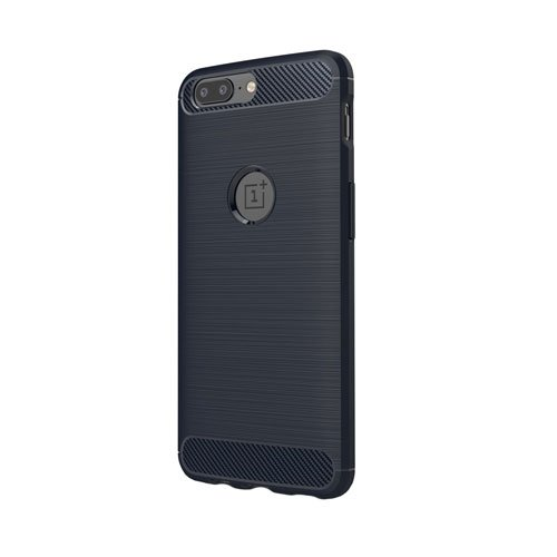 OnePlus 5 InCover TPU Cover - Blå