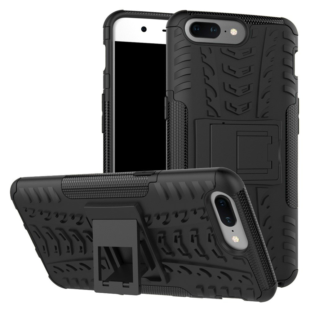 OnePlus 5 InCover TPU Hybrid Cover - Sort