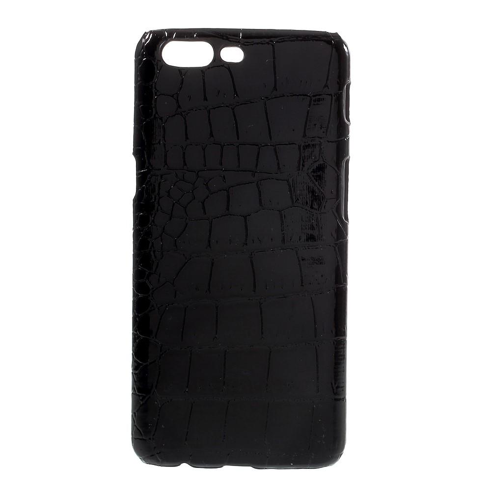 Billede af OnePlus 5 InCover Plastik Cover - Krokodille