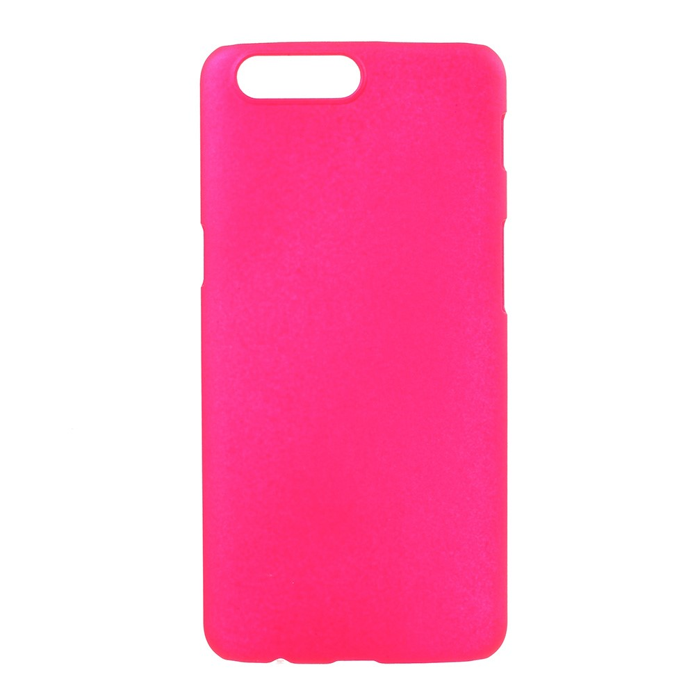 OnePlus 5 InCover Plastik Cover - Pink