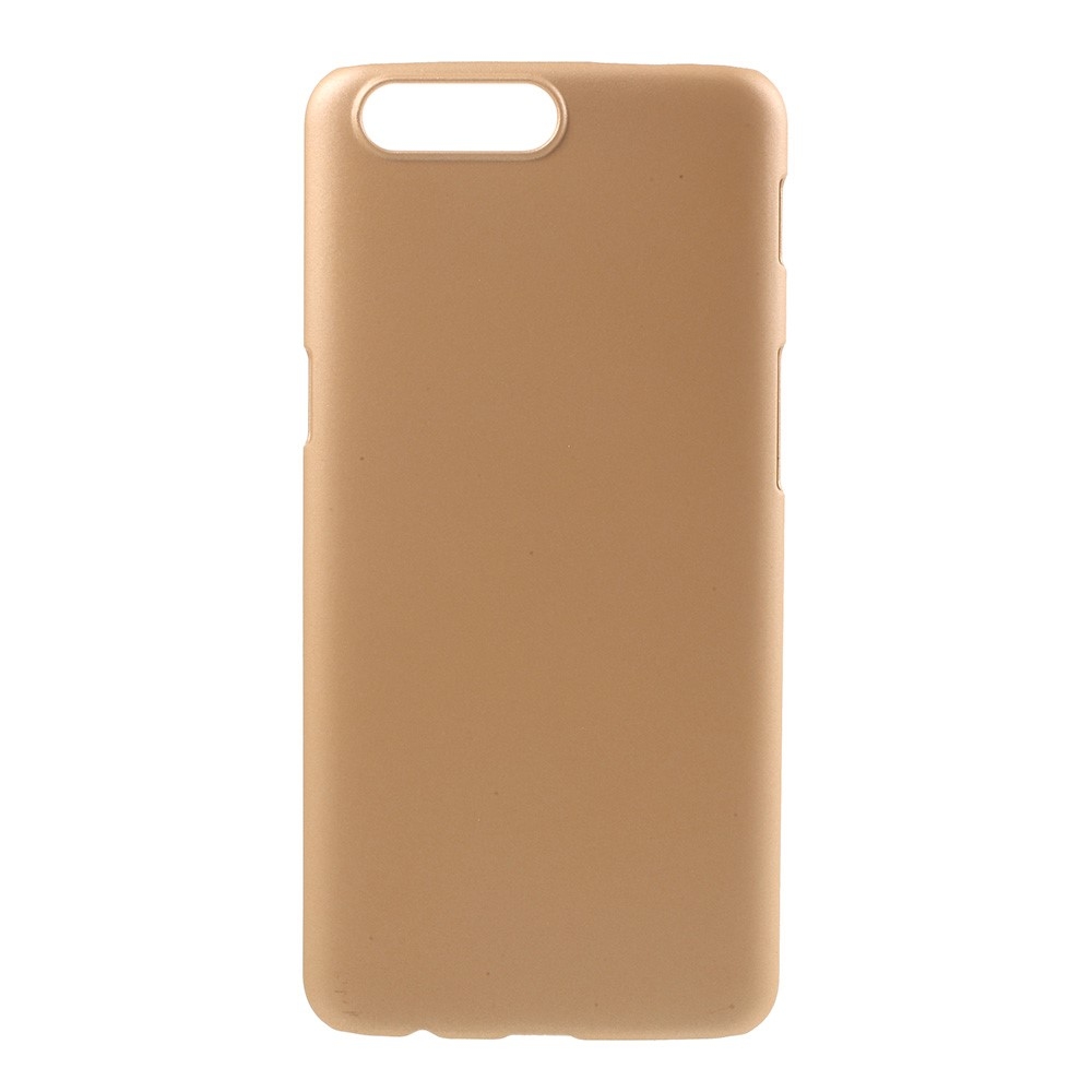 OnePlus 5 InCover Plastik Cover - Guld