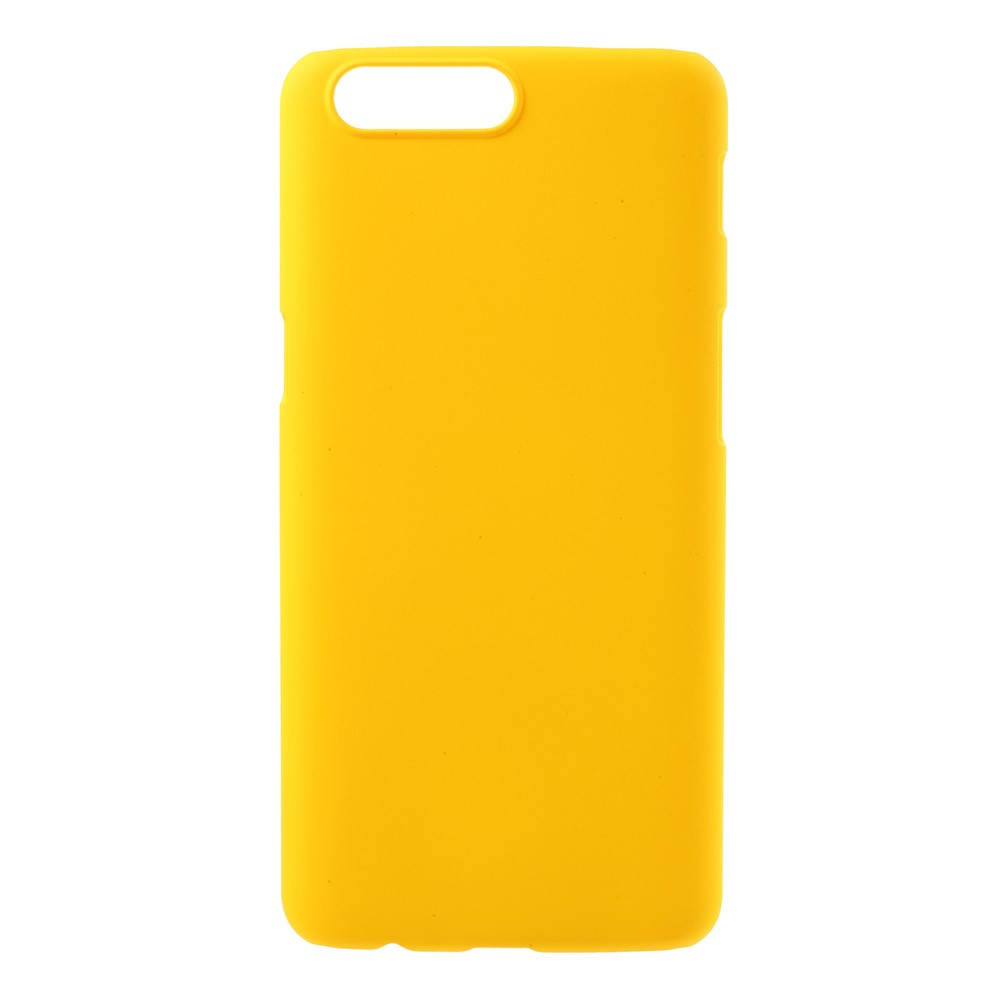 OnePlus 5 InCover Plastik Cover - Gul