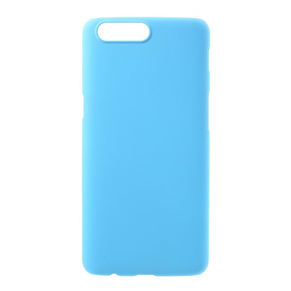 OnePlus 5 InCover Plastik Cover - Lys blå