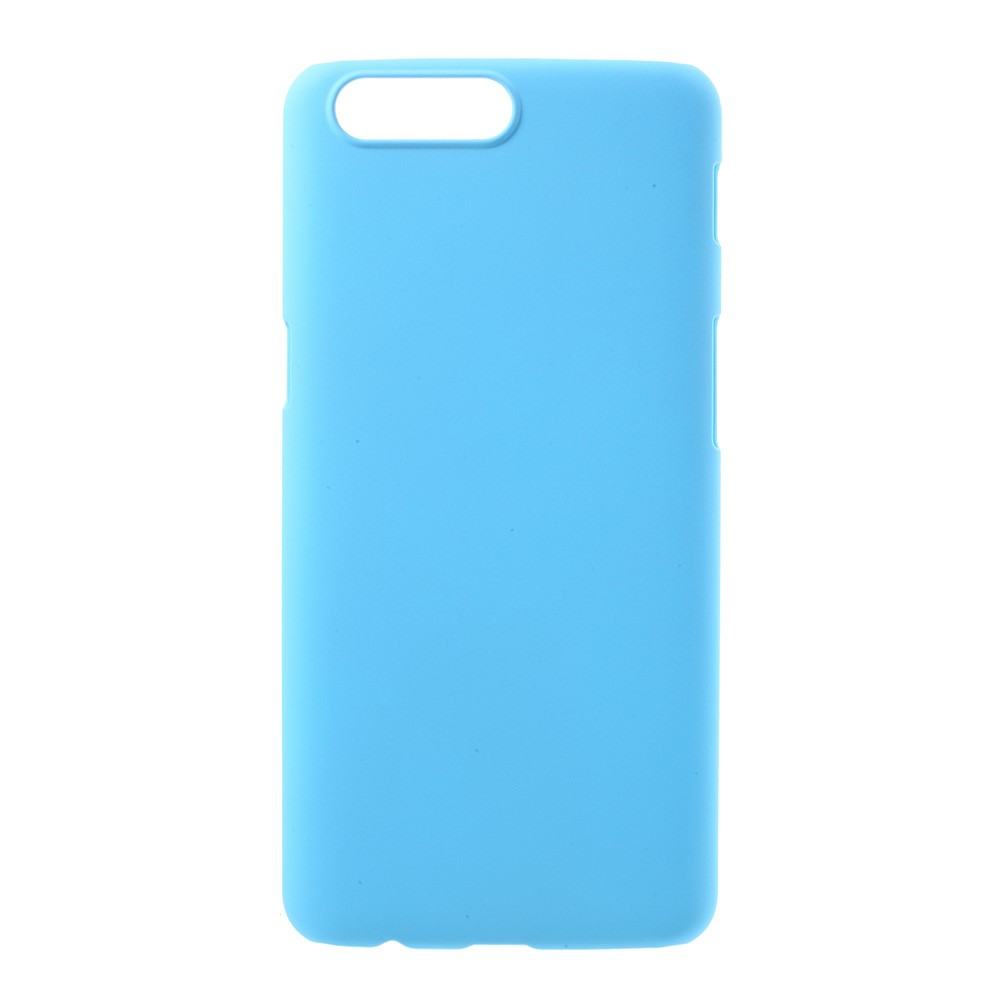 Image of   OnePlus 5 Plastik Cover - Lys blå