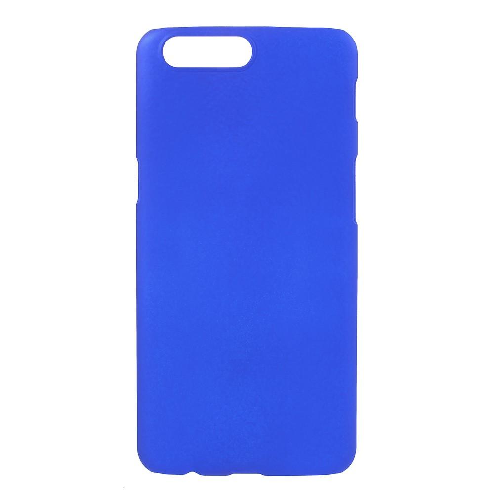 OnePlus 5 InCover Plastik Cover - Mørk blå