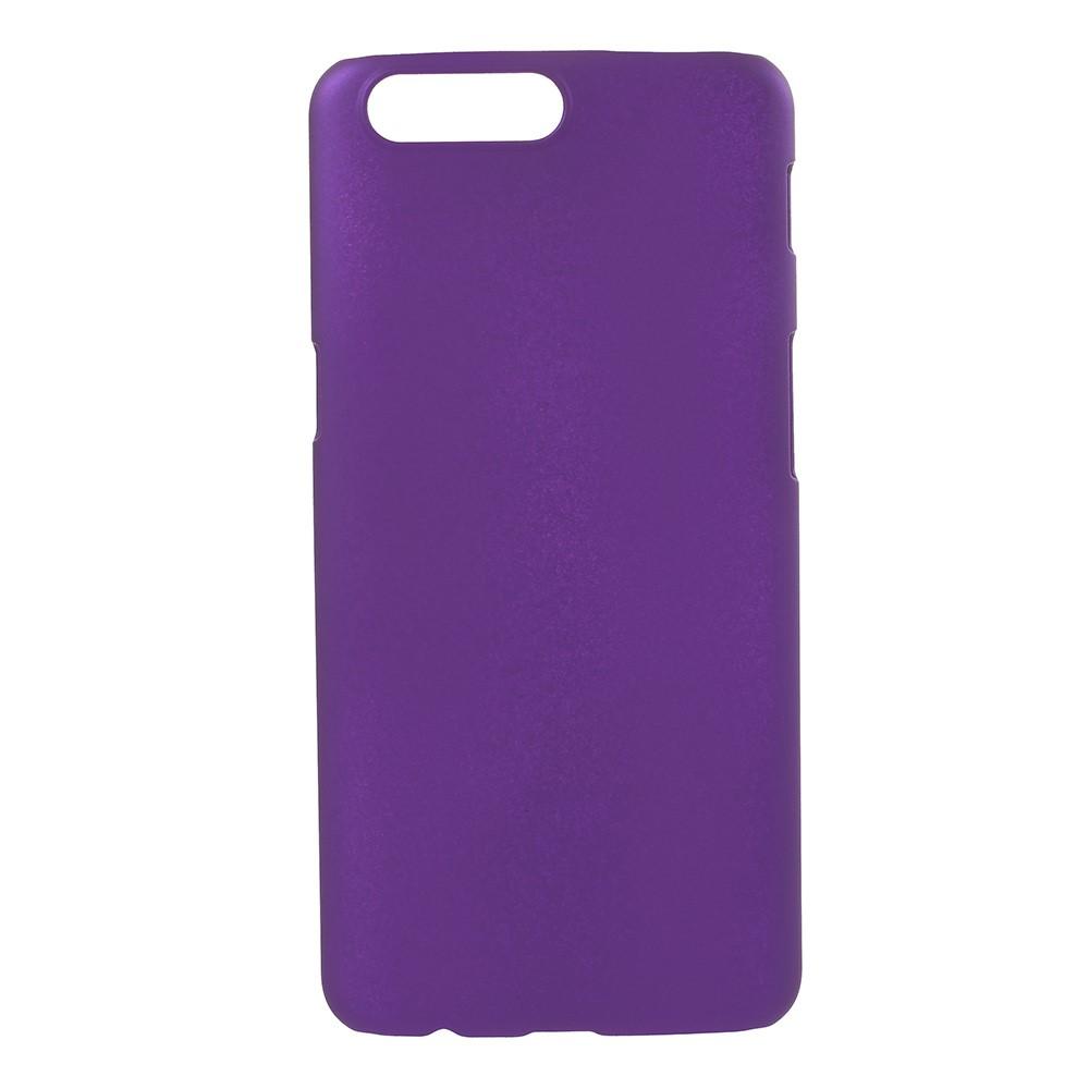 Image of   OnePlus 5 Plastik Cover - Lilla