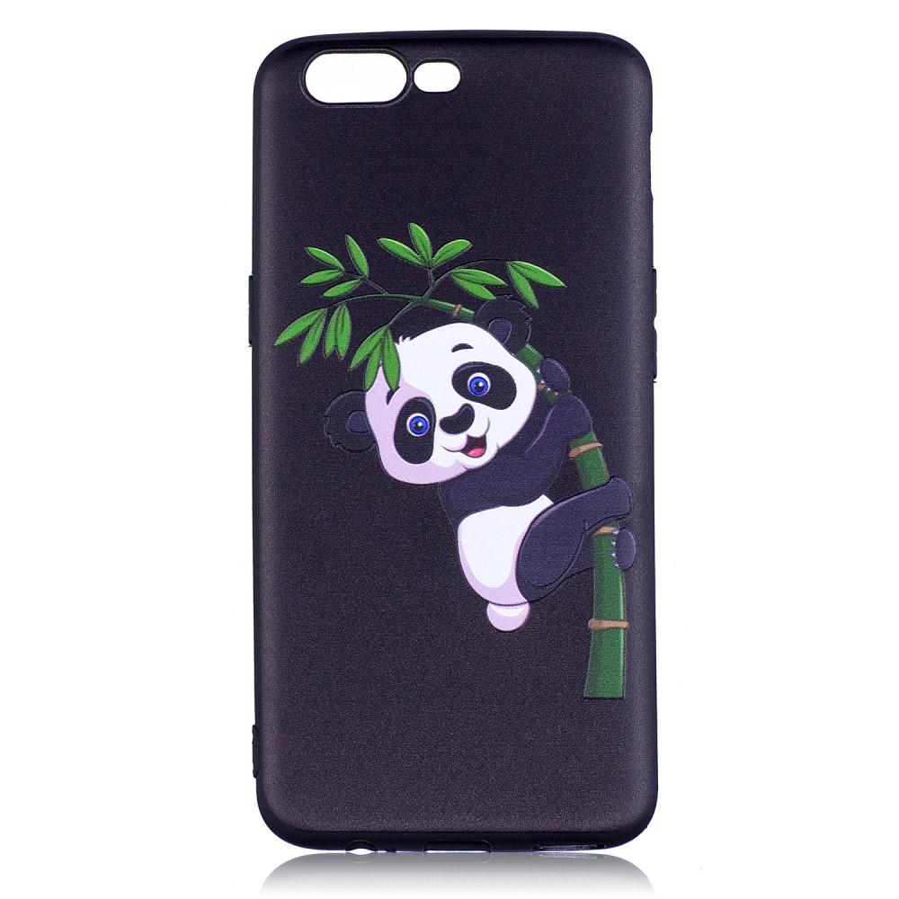 OnePlus 5 inCover TPU Cover - Cute Panda