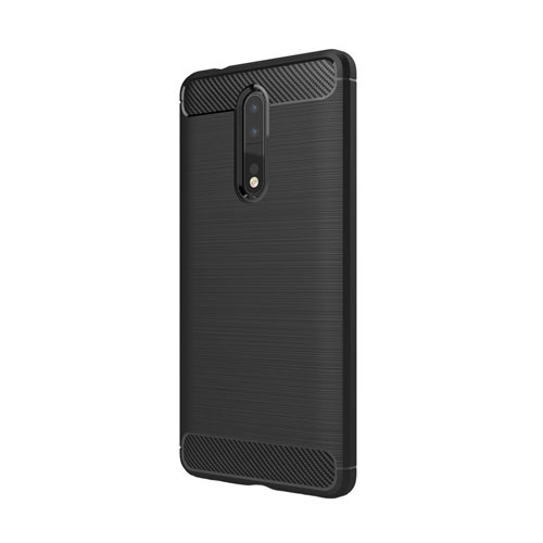 Image of Nokia 8 inCover Brushed TPU Cover - Sort