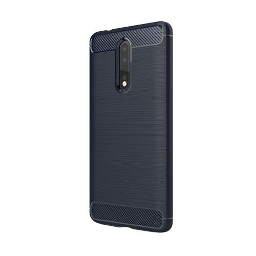 Image of Nokia 8 inCover Brushed TPU Cover - Mørk blå