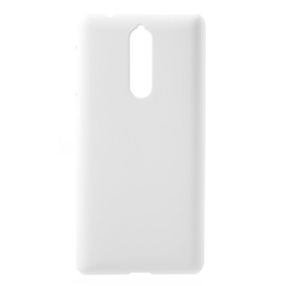 Image of Nokia 8 inCover Plastik Cover - Hvid