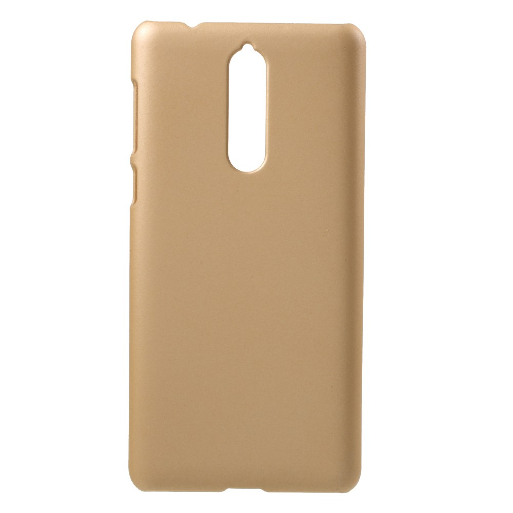 Image of Nokia 8 inCover Plastik Cover - Guld