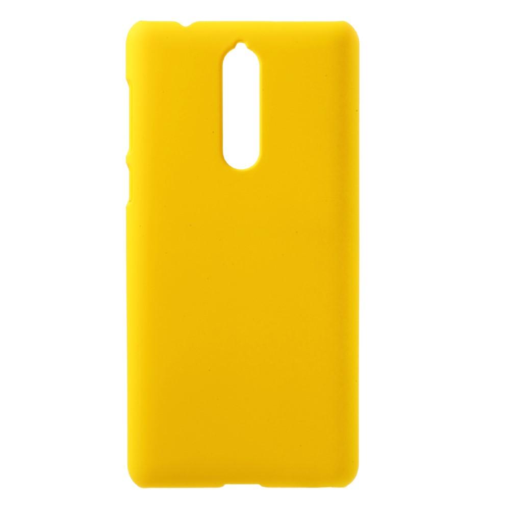 Image of Nokia 8 inCover Plastik Cover - Gul