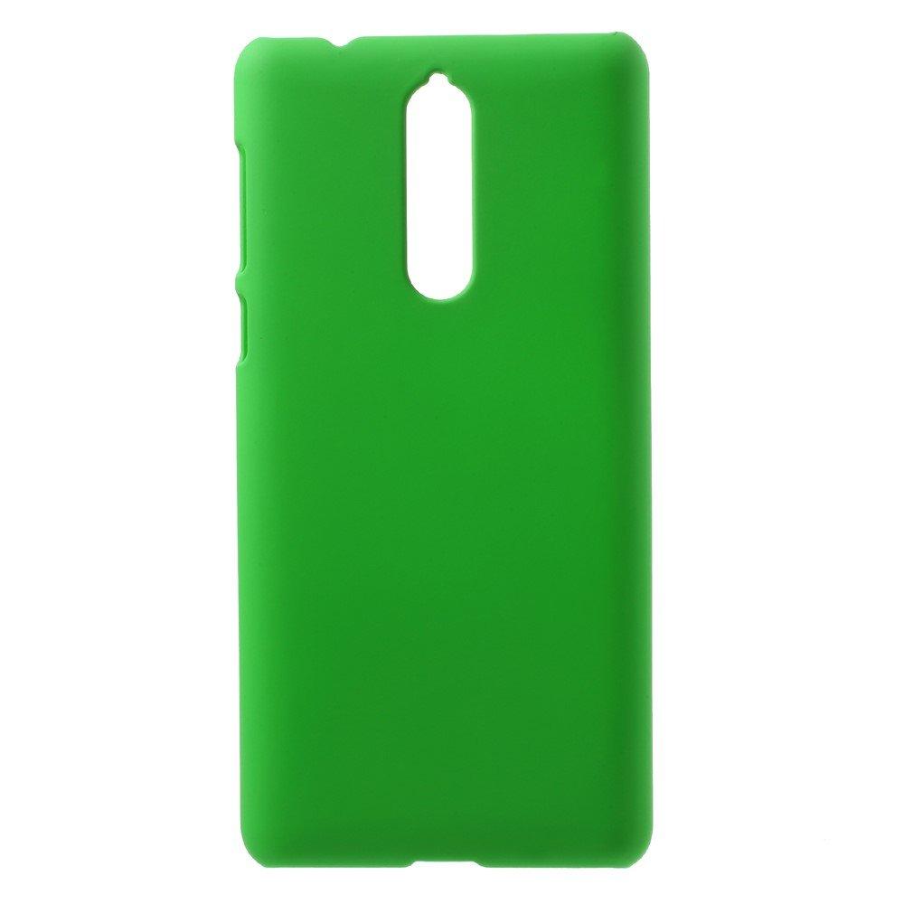 Image of Nokia 8 inCover Plastik Cover - Grøn
