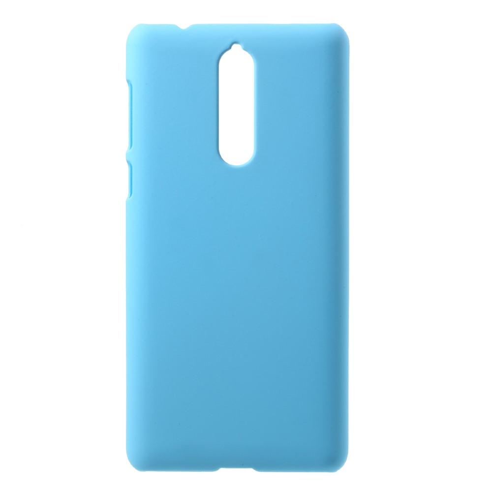 Image of Nokia 8 inCover Plastik Cover - Lys Blå