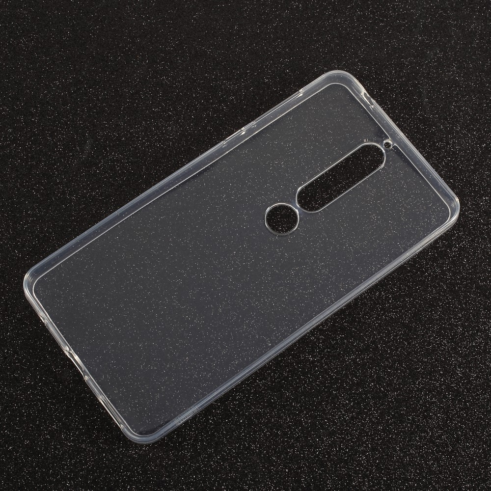 Image of Nokia 6 (2018) inCover TPU Cover - Gennemsigtig