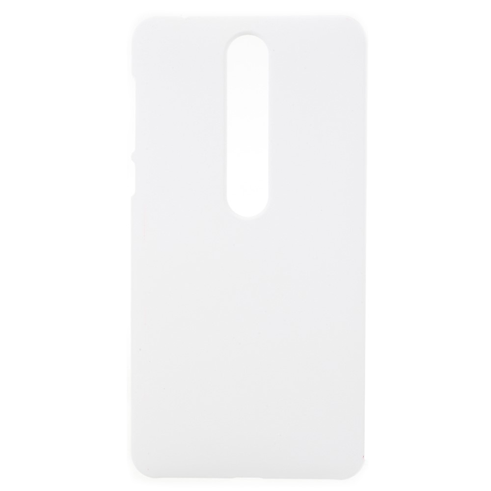 Image of Nokia 6 (2018) inCover Plastik Cover - Hvid