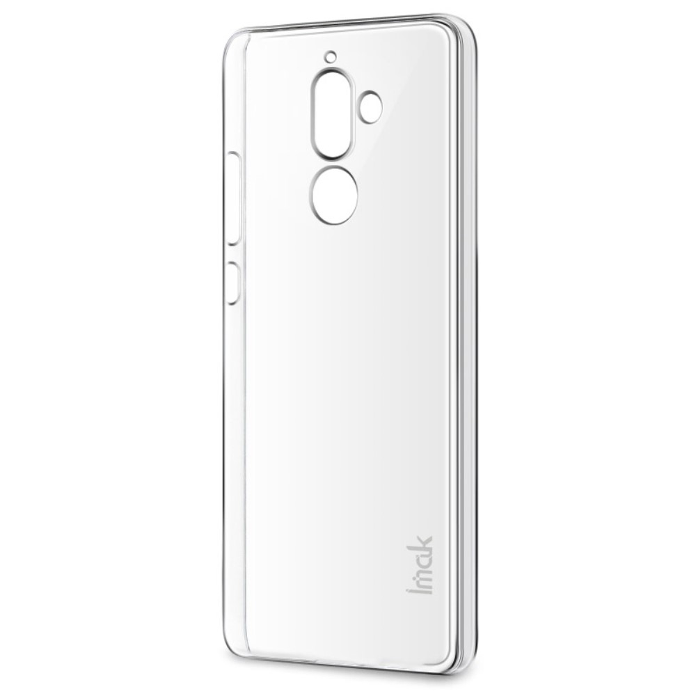Image of Nokia 7 Plus IMAK Plastik Cover - Gennemsigtig