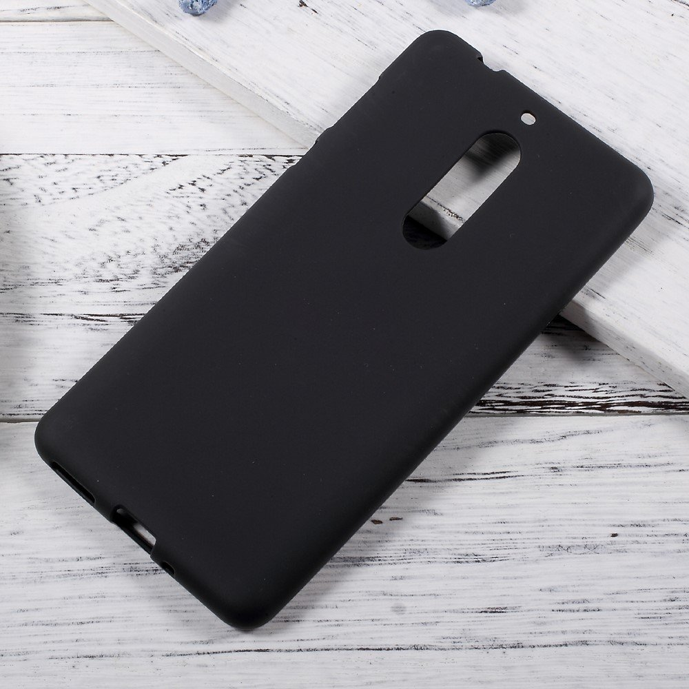 Image of Nokia 5 InCover TPU Cover - Sort