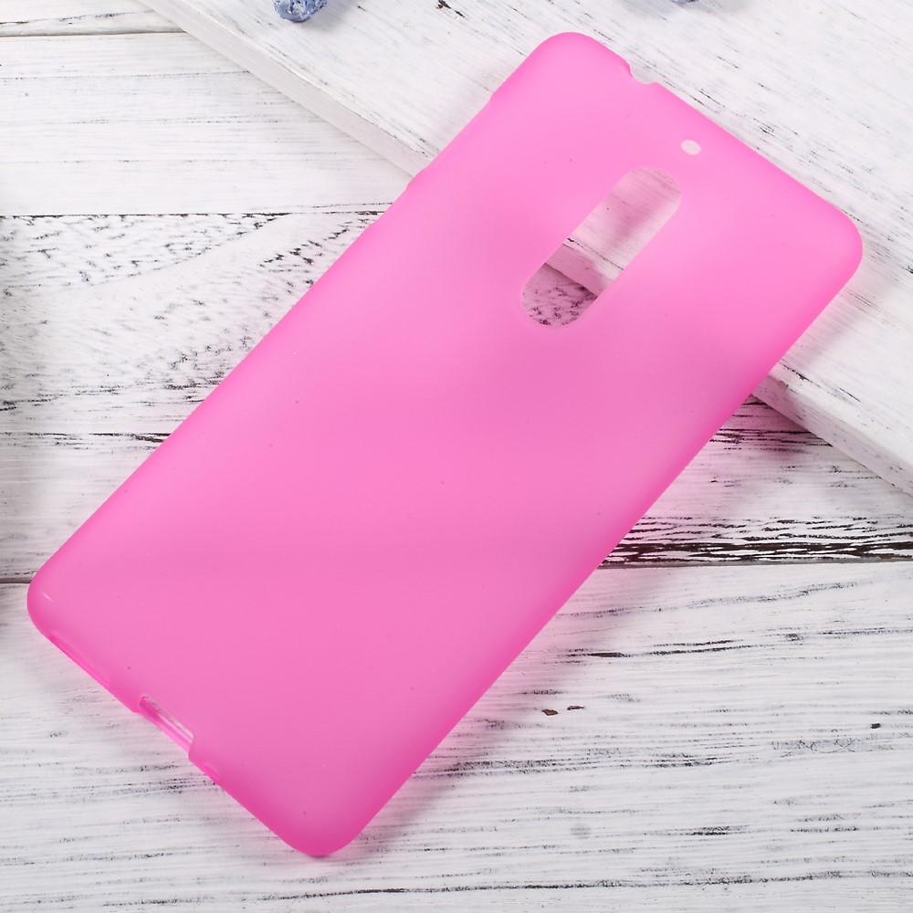 Image of Nokia 5 InCover TPU Cover - Rosa