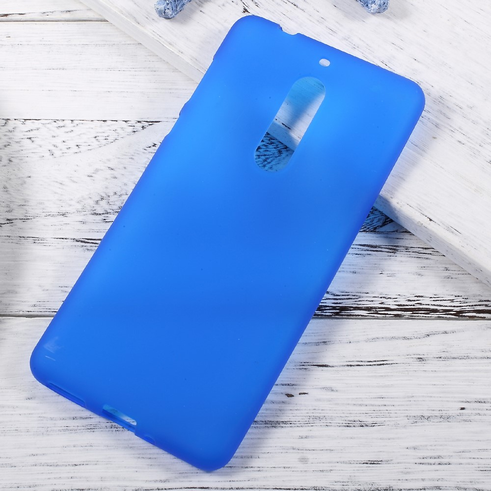 Image of Nokia 5 InCover TPU Cover - Blå