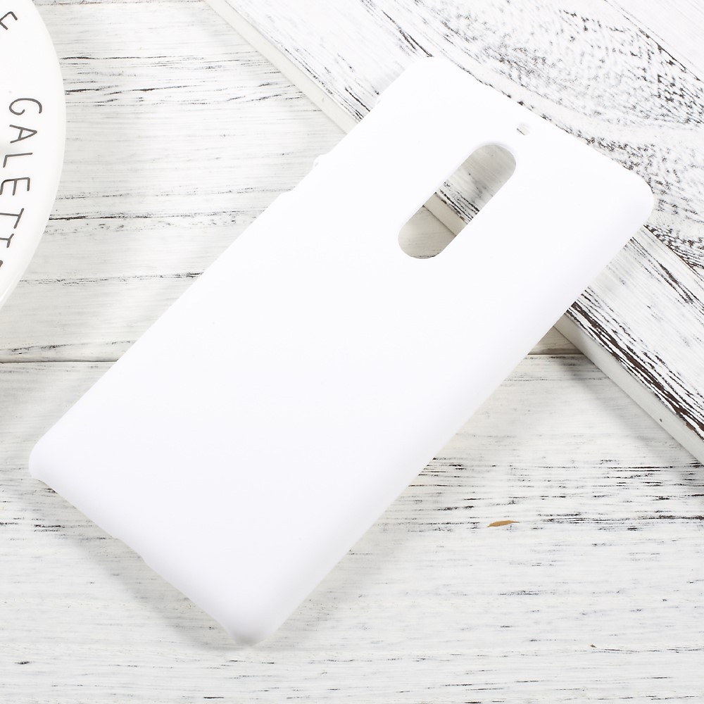 Image of Nokia 5 inCover Plastik Cover - Hvid