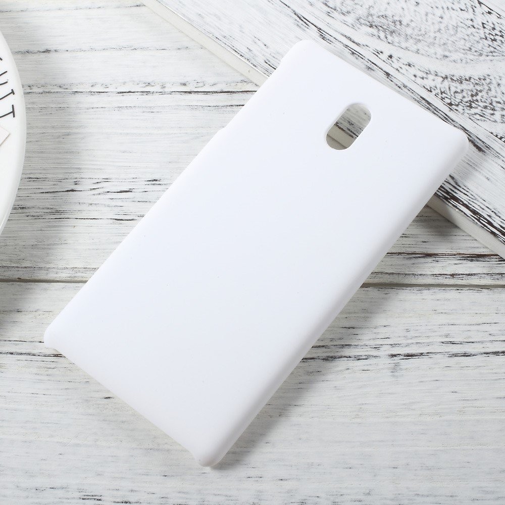 Image of Nokia 3 inCover Plastik Cover - Hvid