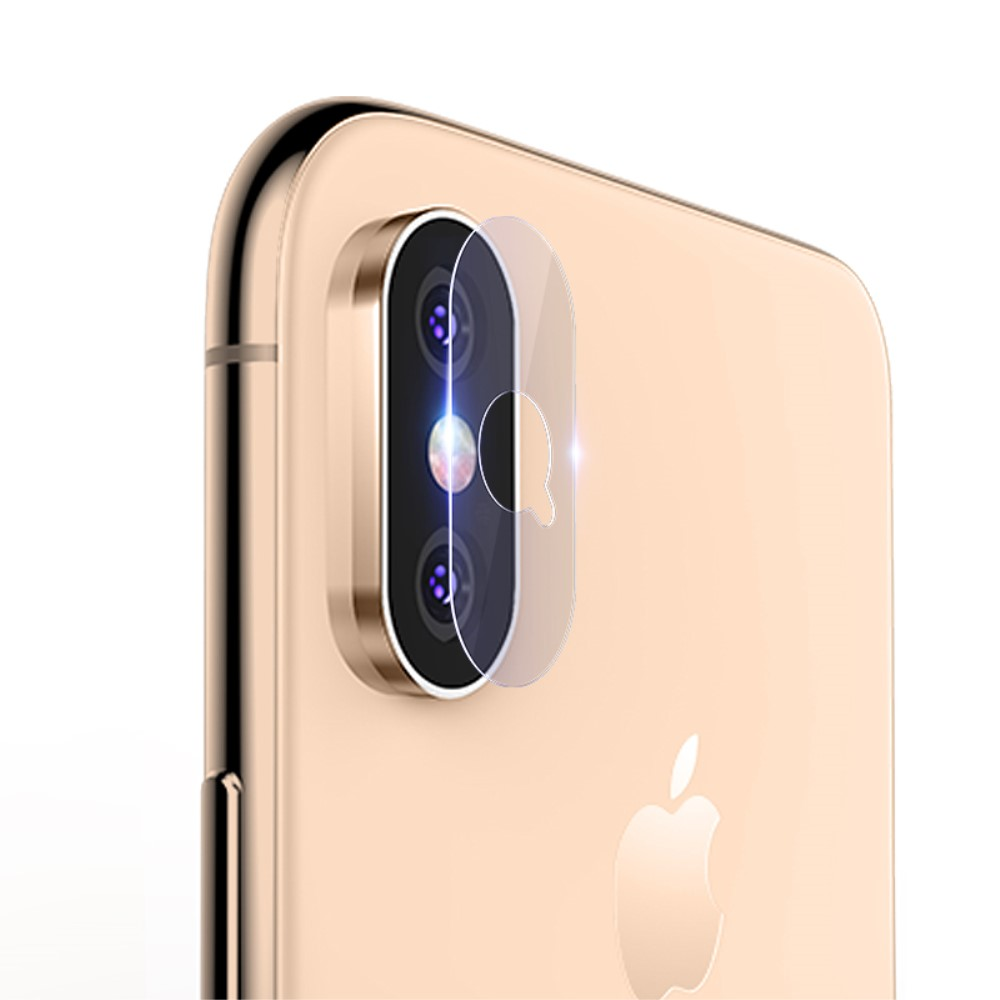 Image of   Apple iPhone Xs Max Hærdet Glas Kameralinse Beskyttelse