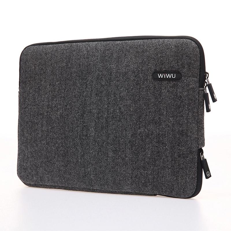 Image of WIWU Sleeve til iPad Pro og MacBook 13.3 - Sort