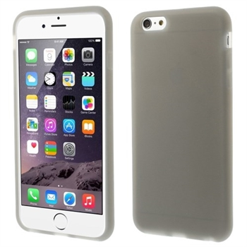 Image of   Apple iPhone 6/6s Plus inCover Silikone Cover - Grå