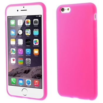 Image of   Apple iPhone 6/6s Plus inCover Silikone Cover - Rosa