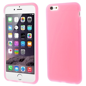 Image of   Apple iPhone 6/6s Plus inCover Silikone Cover - Pink