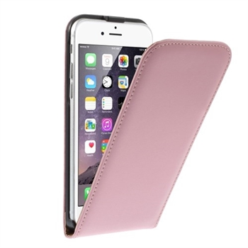 Image of   Apple iPhone 6/6s Style Flip Cover - Pink