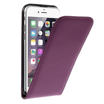 Image of   Apple iPhone 6/6s Style Flip Cover - Lys Lilla