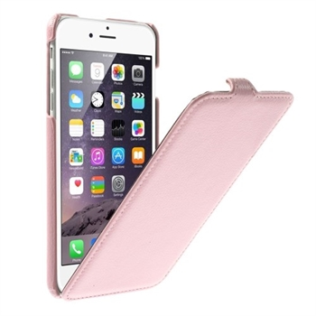 Image of   Apple iPhone 6/6s Plus Style Flip Cover - Pink