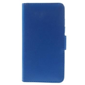 Image of   Apple iPhone 6/6s Modern Flip Cover Med Pung - Blå
